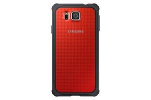 Protective Cover Samsung Alpha Red