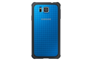 Protective Cover Samsung Alpha Blue