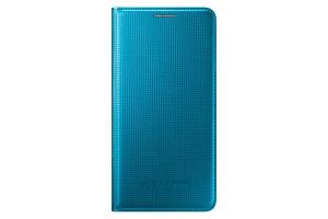 Flip Cover Samsung Galaxy Alpha Blue