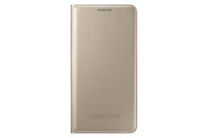 Flip Cover Samsung Galaxy Alpha Gold