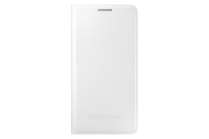 Flip Cover Samsung Galaxy Alpha White