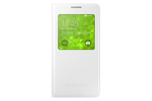 S View Cover Samsung Galaxy Alpha White