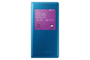 S View Cover Samsung Galaxy S5 Mini electric BLUE