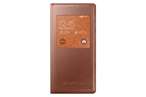 S View Cover Samsung Galaxy S5 Mini Rose Gold