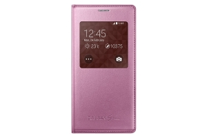 S View Cover Samsung Galaxy S5 Mini Pink