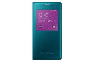 S View Cover Samsung Galaxy S5 Mini Green