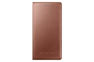 Flip Cover Samsung Galaxy S5 Mini Rose Gold