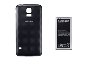 Extended Battery Kit Samsung Galaxy S5 Black