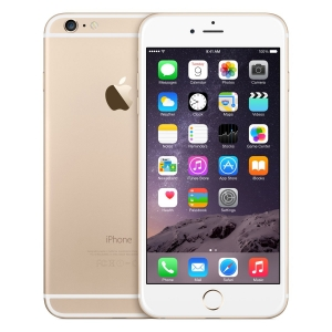 Apple iPhone 6 Plus,Gold,128GB