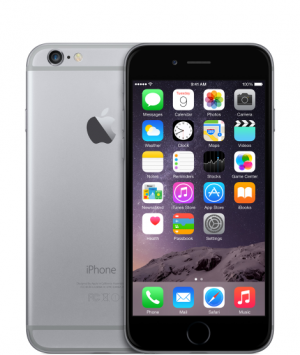 Apple iPhone 6,Space Gray,128GB