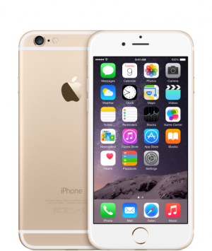 Apple iPhone 6,Gold,64GB