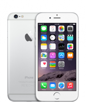 Apple iPhone 6,Silver,128GB