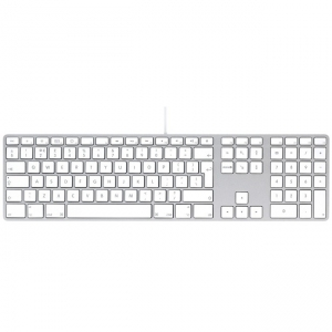 Apple Keyboard with Numeric Keypad INT