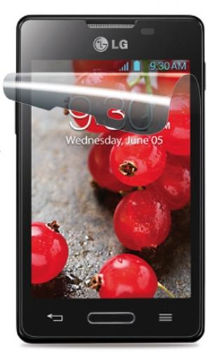 Дисплей протектор за LG Optimus L4 II E440