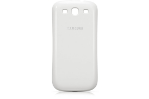 Samsung Extended Battery Kit for Galaxy S3 White