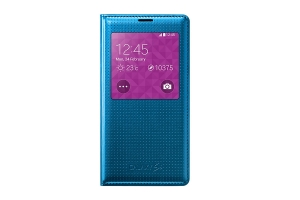 Samsung Galaxy S5,G900,S View Cover,electric BLU