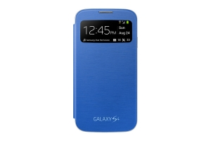 Samsung Galaxy S4,S View Cover,Light Blue