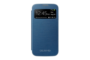 Samsung Galaxy S4,S View Cover,Rigel Blue