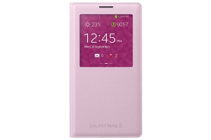 Samsung Galaxy Note 3,S View Cover,Blush Pink