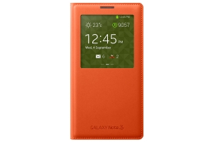 Samsung Galaxy Note 3,S View Cover,Wild Orange
