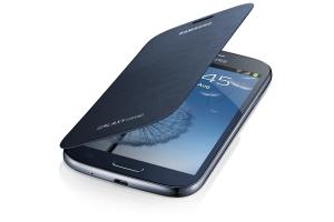 Samsung Galaxy Grand,i9082,Flip Cover,Blue
