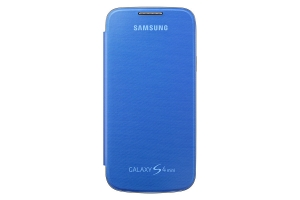 Samsung Galaxy S4 mini,Flip Cover,Light Blue