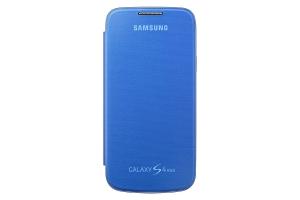 Samsung Galaxy S4 mini,Flip Cover,Light Blue