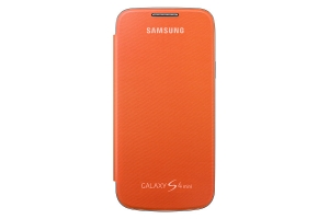 Samsung Galaxy S4 mini,Flip Cover,Orange