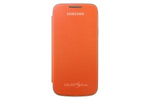 Samsung Galaxy S4 mini,Flip Cover,Orange