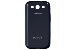 Samsung Galaxy S3,Protective Cover+,Dark blue