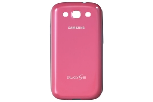 Samsung Galaxy S3,Protective Cover+,Pink