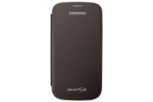 Samsung Galaxy S3,Flip cover,Brown