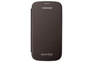 Samsung Galaxy S3,Flip cover,Brown