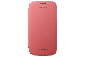 Samsung Galaxy S3,Flip cover, Pink