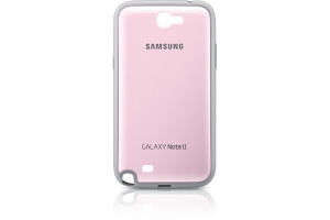 Samsung Galaxy Note 2,Protective Cover+,Pink