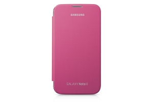 Samsung Galaxy Note 2,Flip Cover,Pink