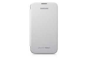 Samsung Galaxy Note 2,Flip Cover,White