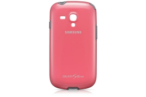 Samsung Galaxy S3 mini,Protective Cover+,Pink