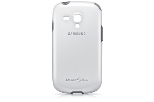 Samsung Galaxy S3 mini,Protective Cover+,White