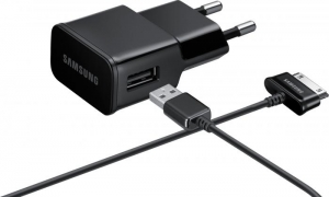 Samsung Galaxy Tab Travel Adapter Black