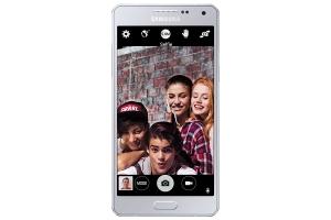 Samsung Galaxy A5 SM-A500F Silver