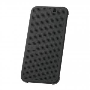 HTC Dot View – Premium for One M9 HC M231 Dark Grey Hard Shell