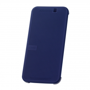 HTC Dot View™ – Premium for One M9 HC M231 Dark Blue Hard Shell
