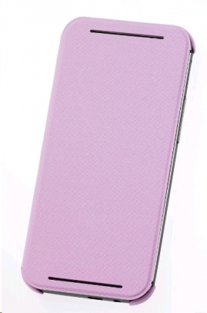 HTC One (M8)/M8s Flip Case HC V941 Pink