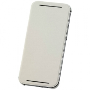 HTC One (M8)/M8s Flip Case HC V941 White