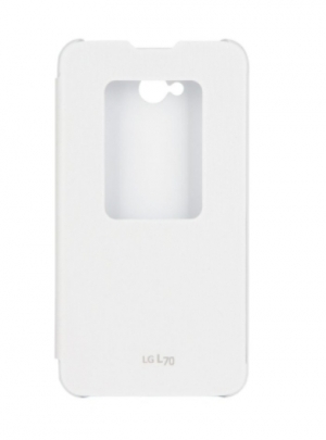 LG Quick Window Cover L70 White