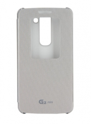 LG Quick Windows Case G2 Mini Silver