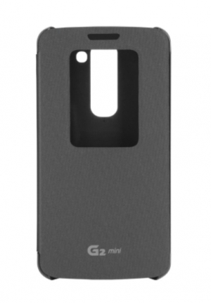 LG Quick Windows Case G2 Mini Black