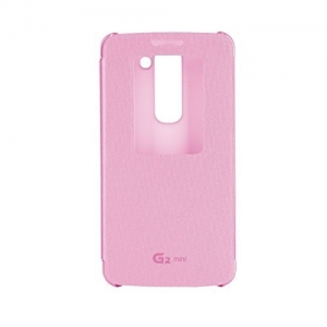 LG Quick Windows Case G2 Mini Pink
