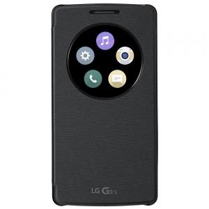 LG Quick Circle Case G3s Black